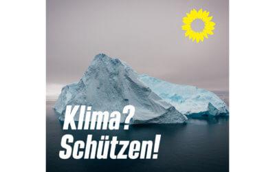 Klima? Schützen!