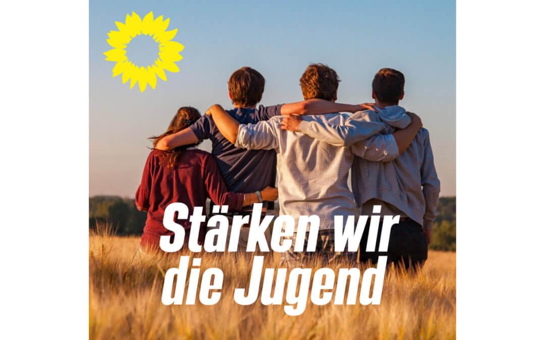 Stärken wir die Jugend!